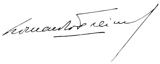 Descrizione firma frei montalva