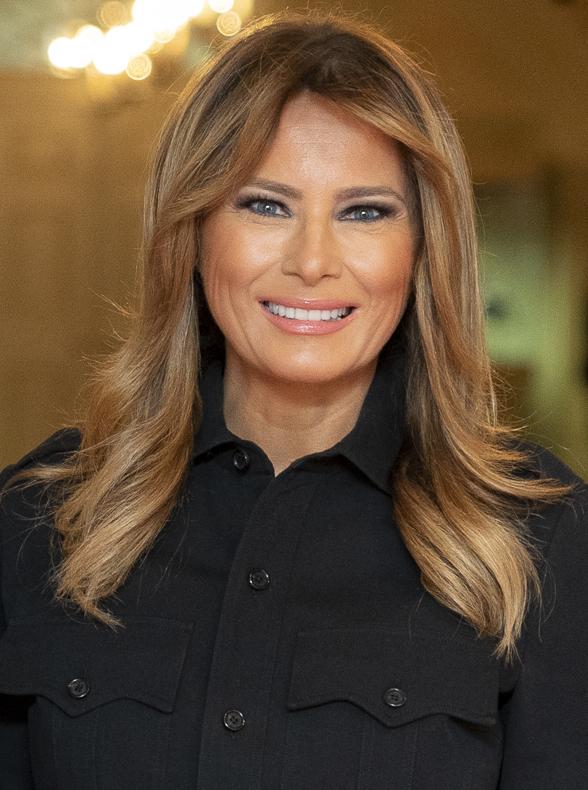 Melania Trump — Wikipédia
