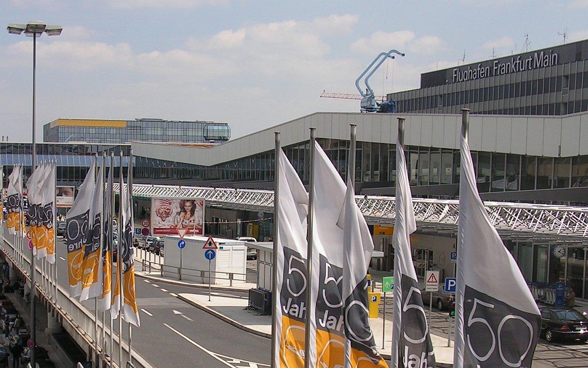 Flughafen Frankfurt Am Main Terminal 1