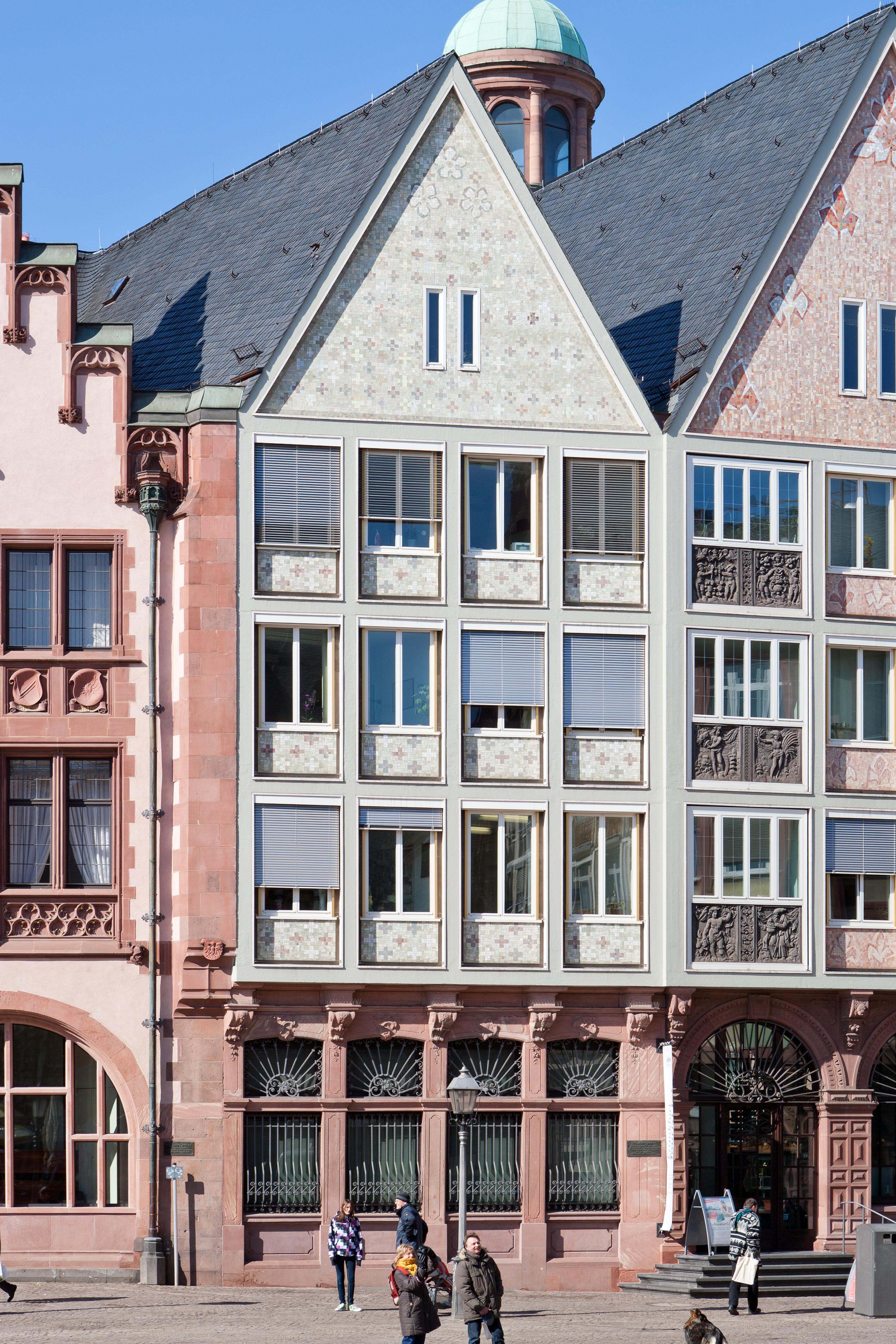 Datei Frankfurt Am Main Roemer Haus Frauenstein von