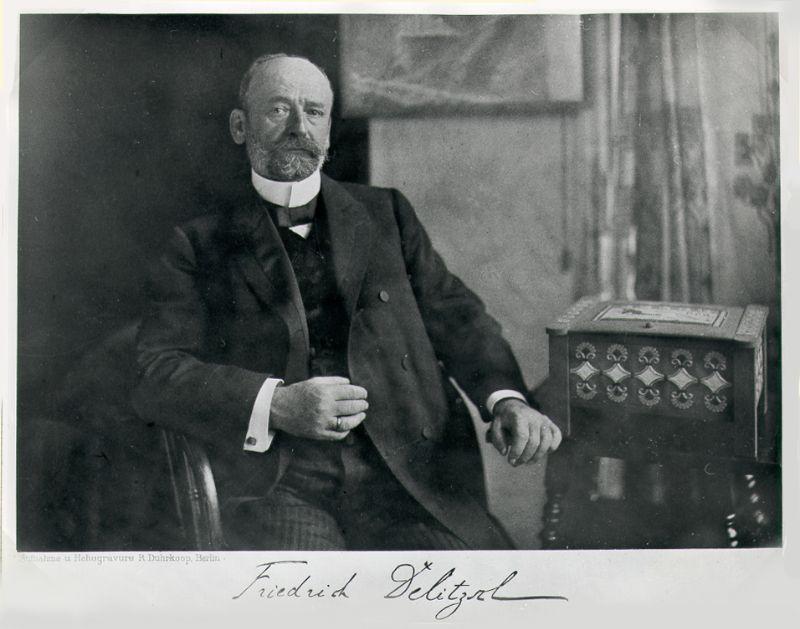 Friedrich Delitzsch (1850–1922)