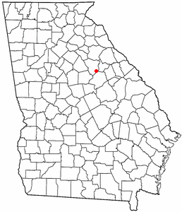 Loko di White Plains, Georgia