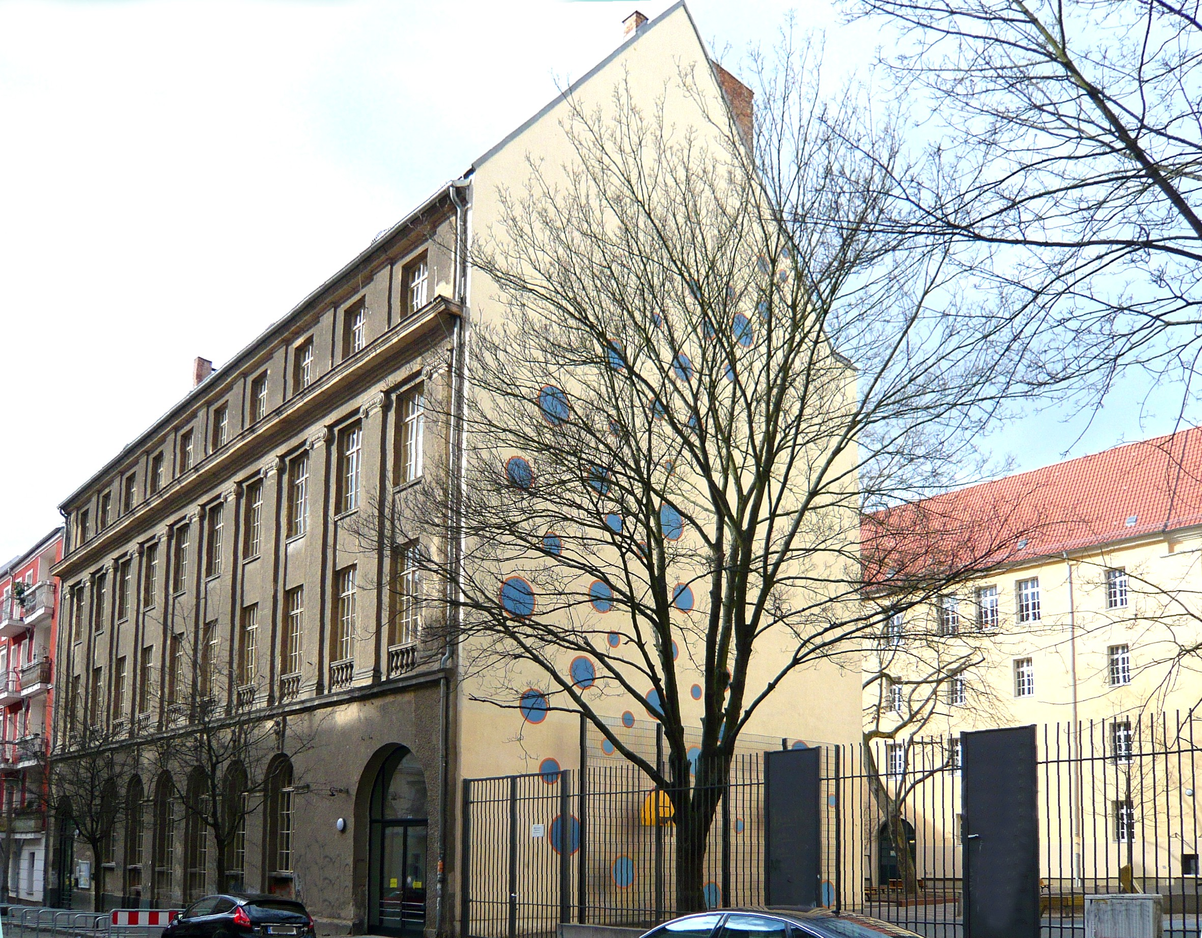 Gebäude Zellestraße 12
