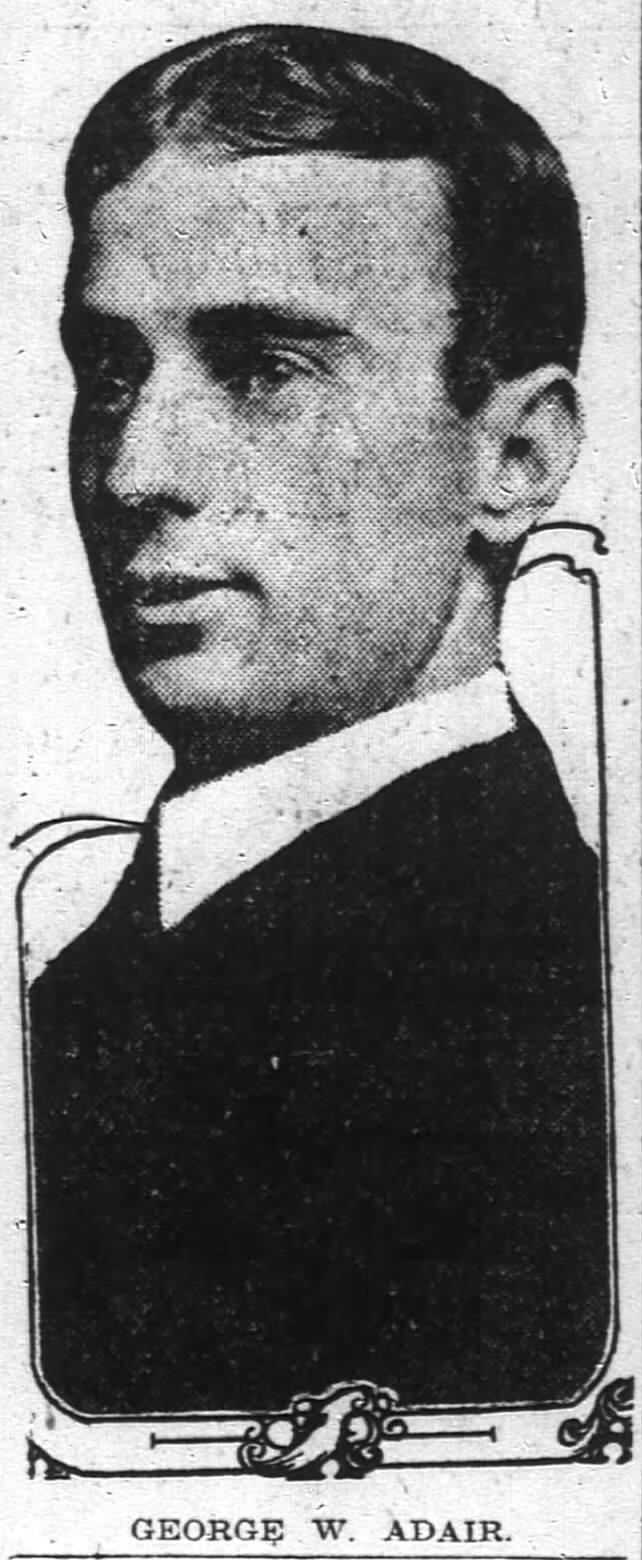George W Adair Jr Wikipedia