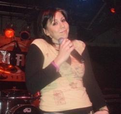 Gina Glocksen American singer