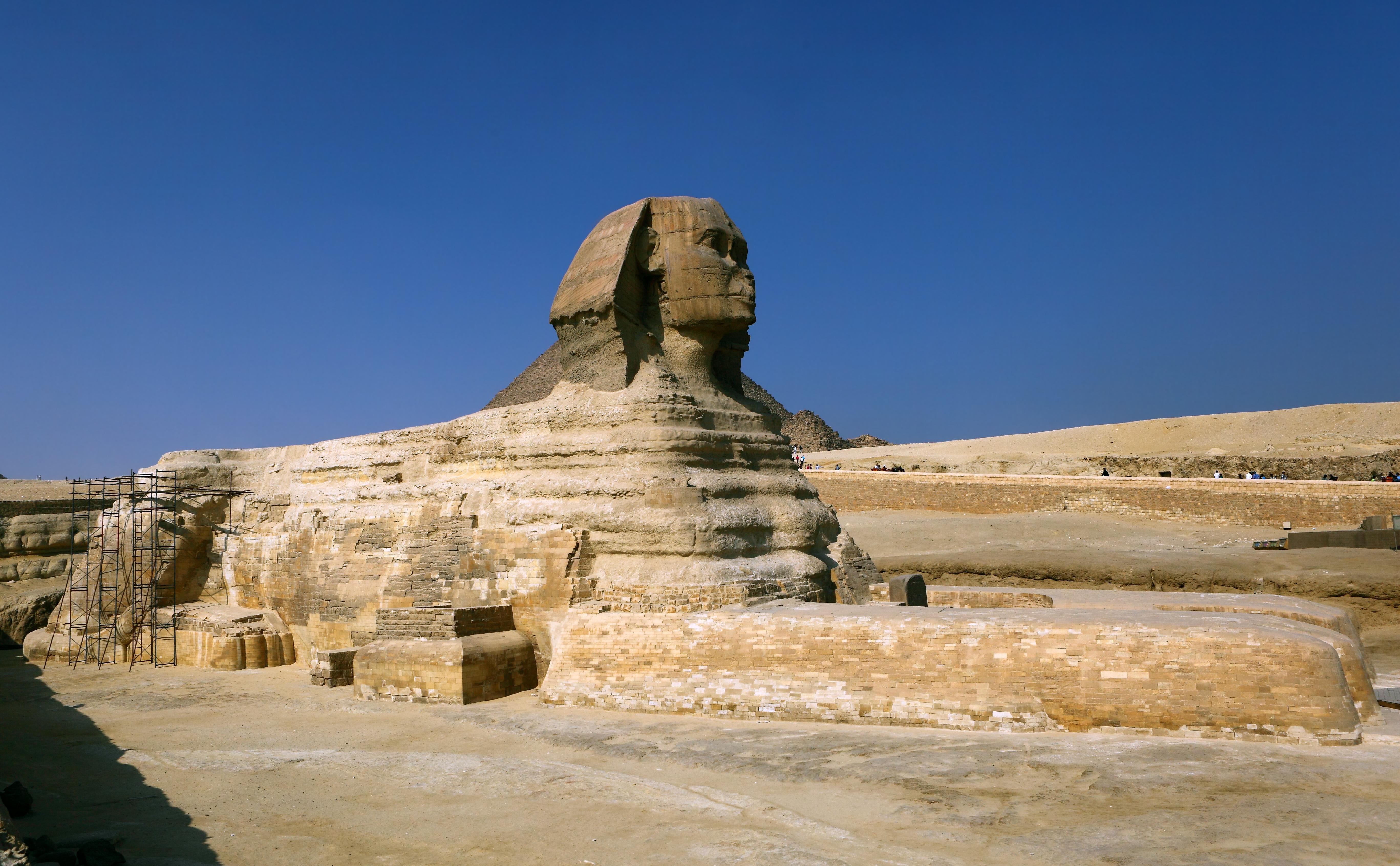 разнообразить египетские сфинксы фото это