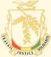 The Coat of arms of Guinea
