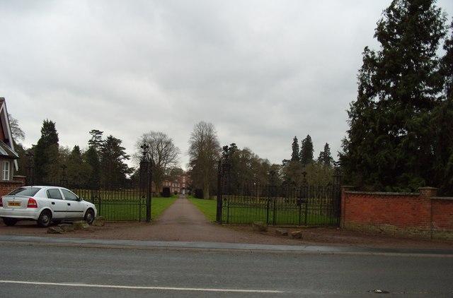 Henley Hall Shropshire Wikipedia