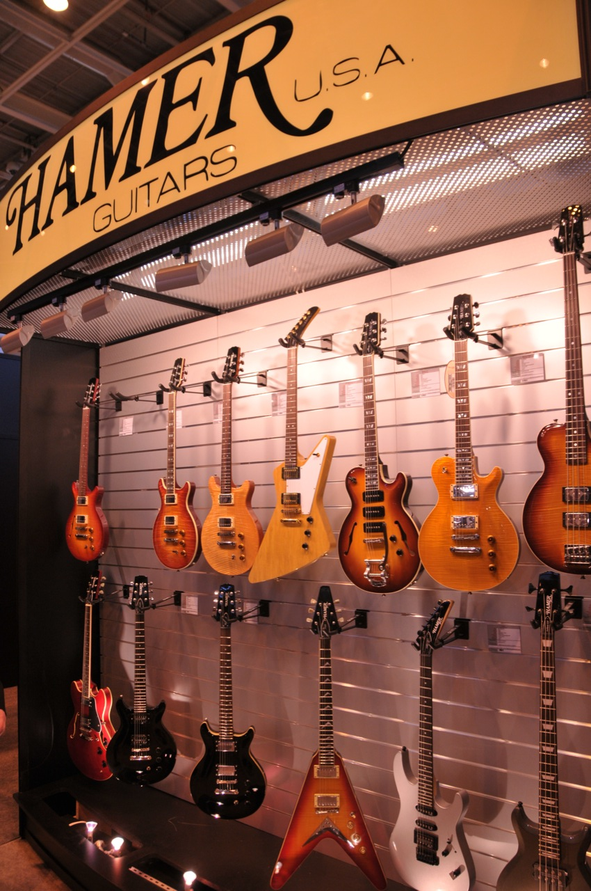 hamer guitars wikipedia