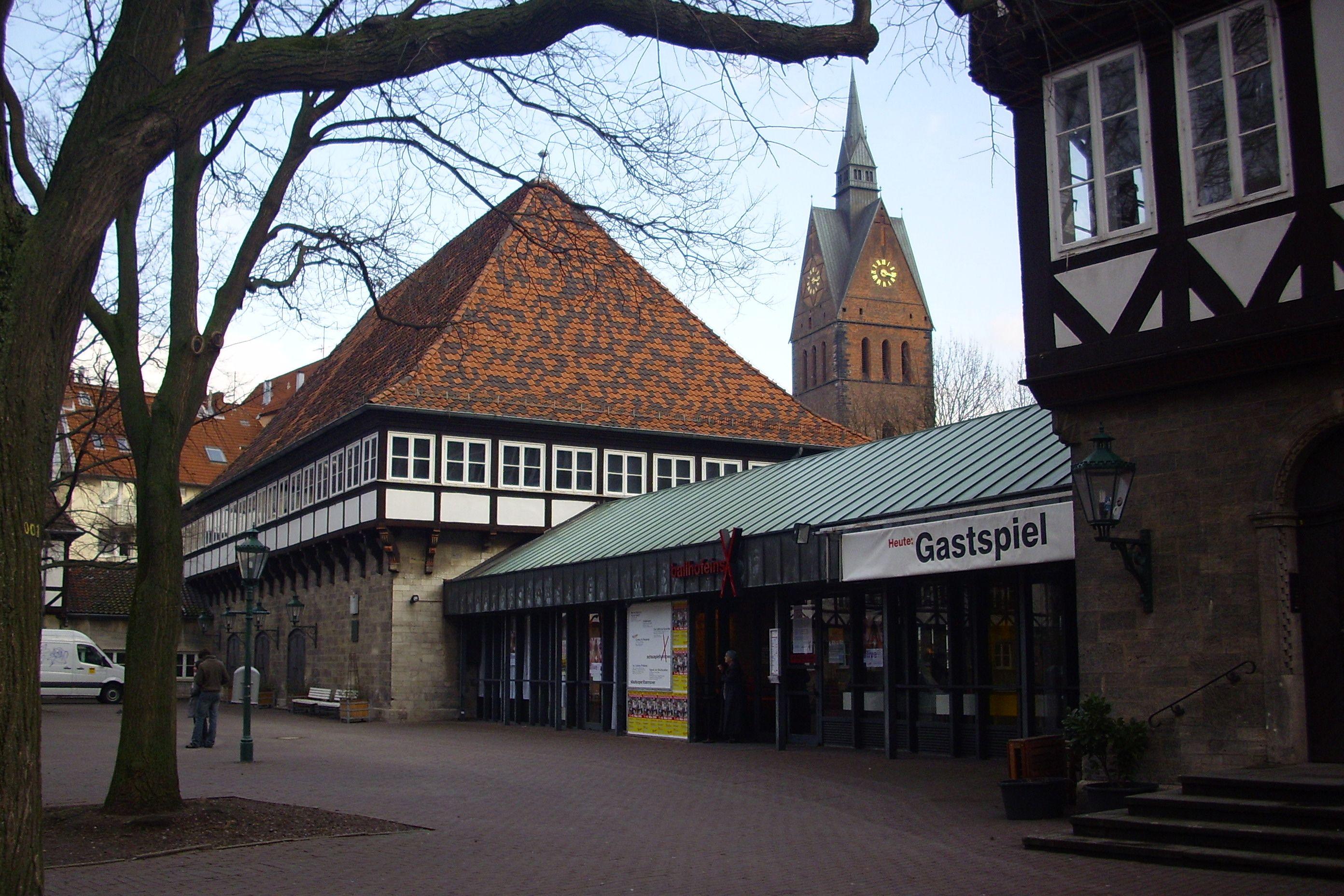 Hannover Ballhof Hannover, Städte deutschland, Stadt