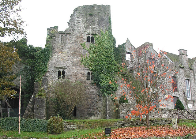 Hay Castle, Hay-on-Wye - geograph.org.uk - 583851