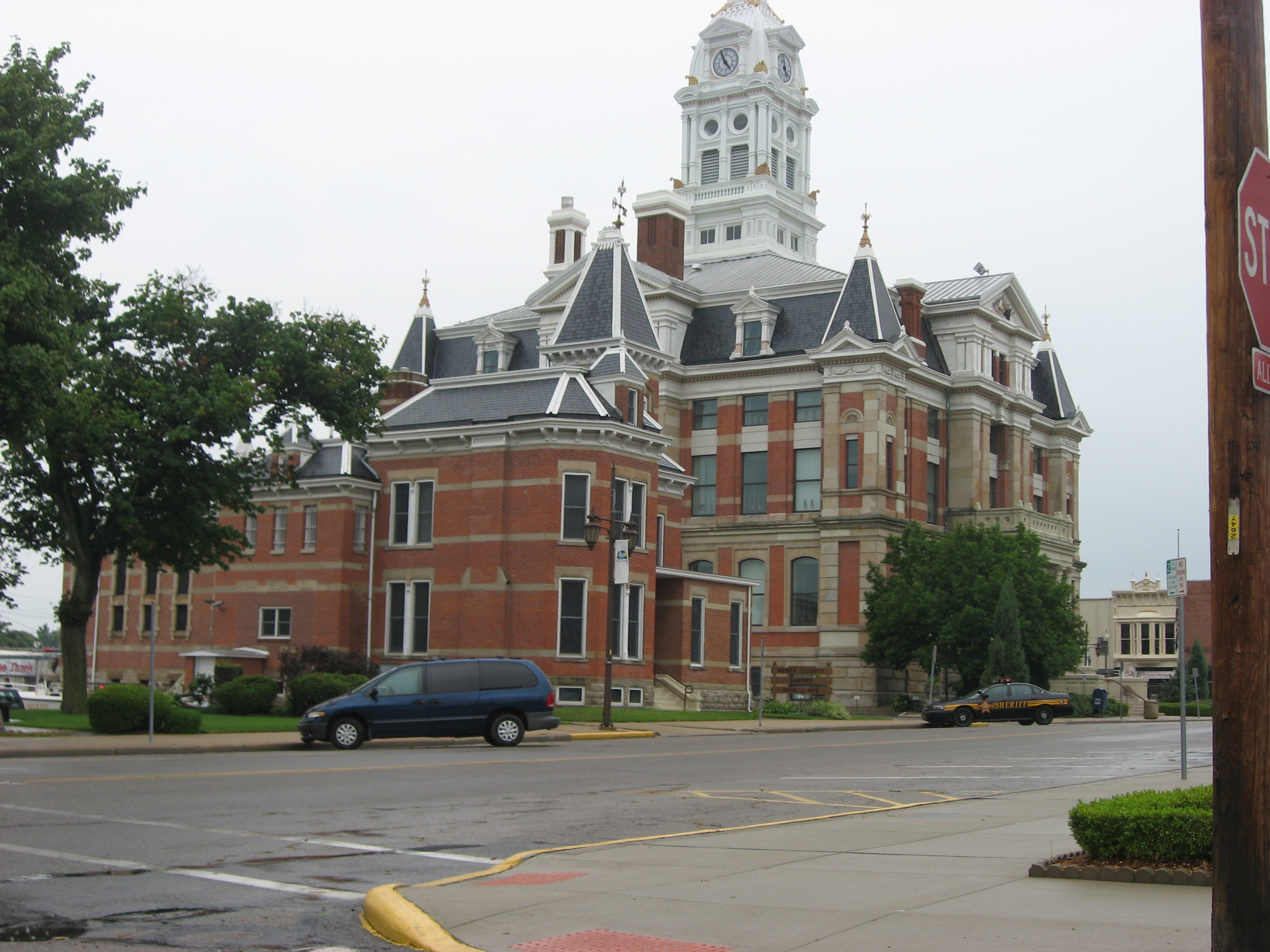 Henry County Sheriff's Residence and Jail - Wikipedia