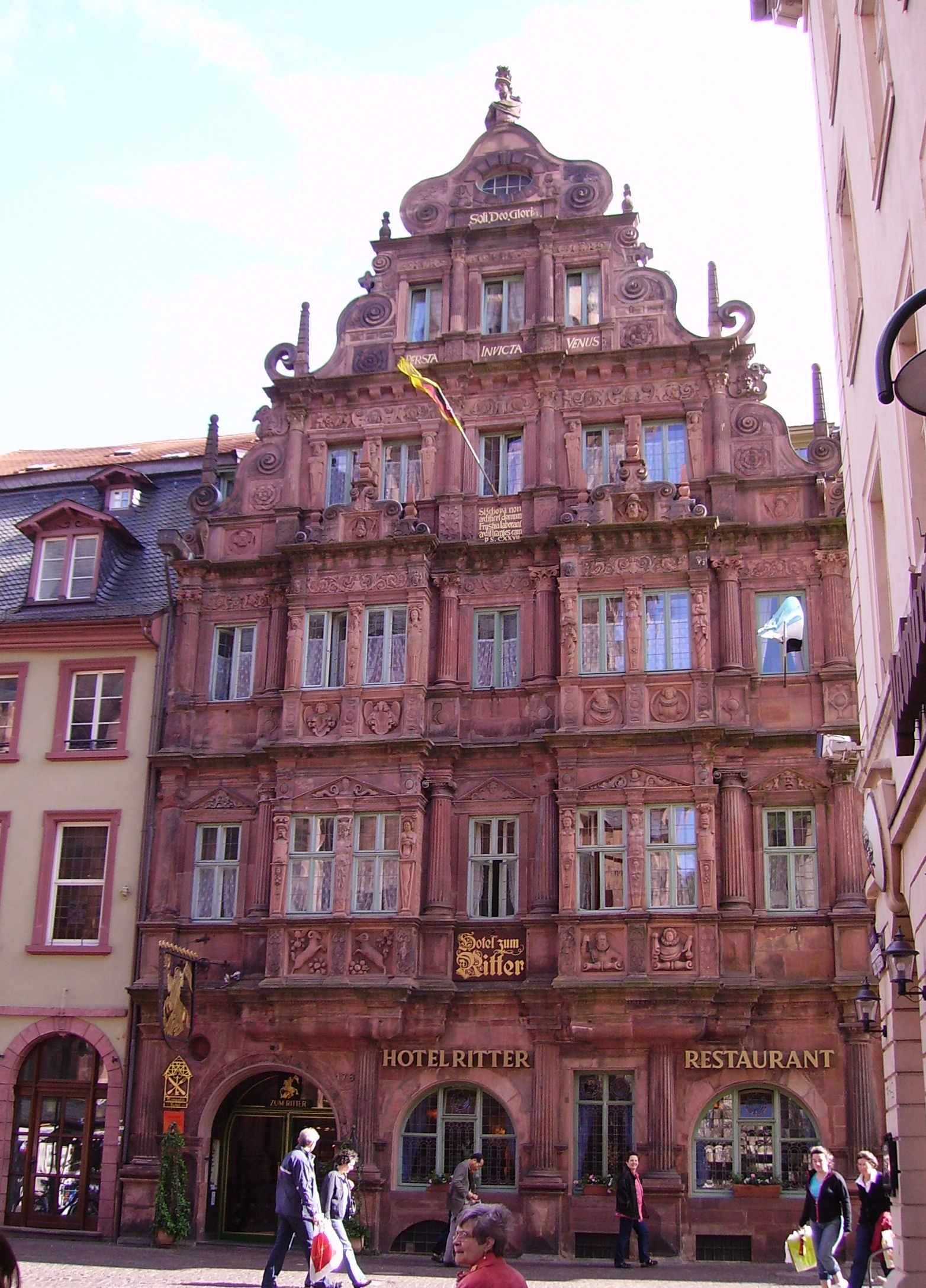 Hotel In Heidelberg Nahe Uniklinik