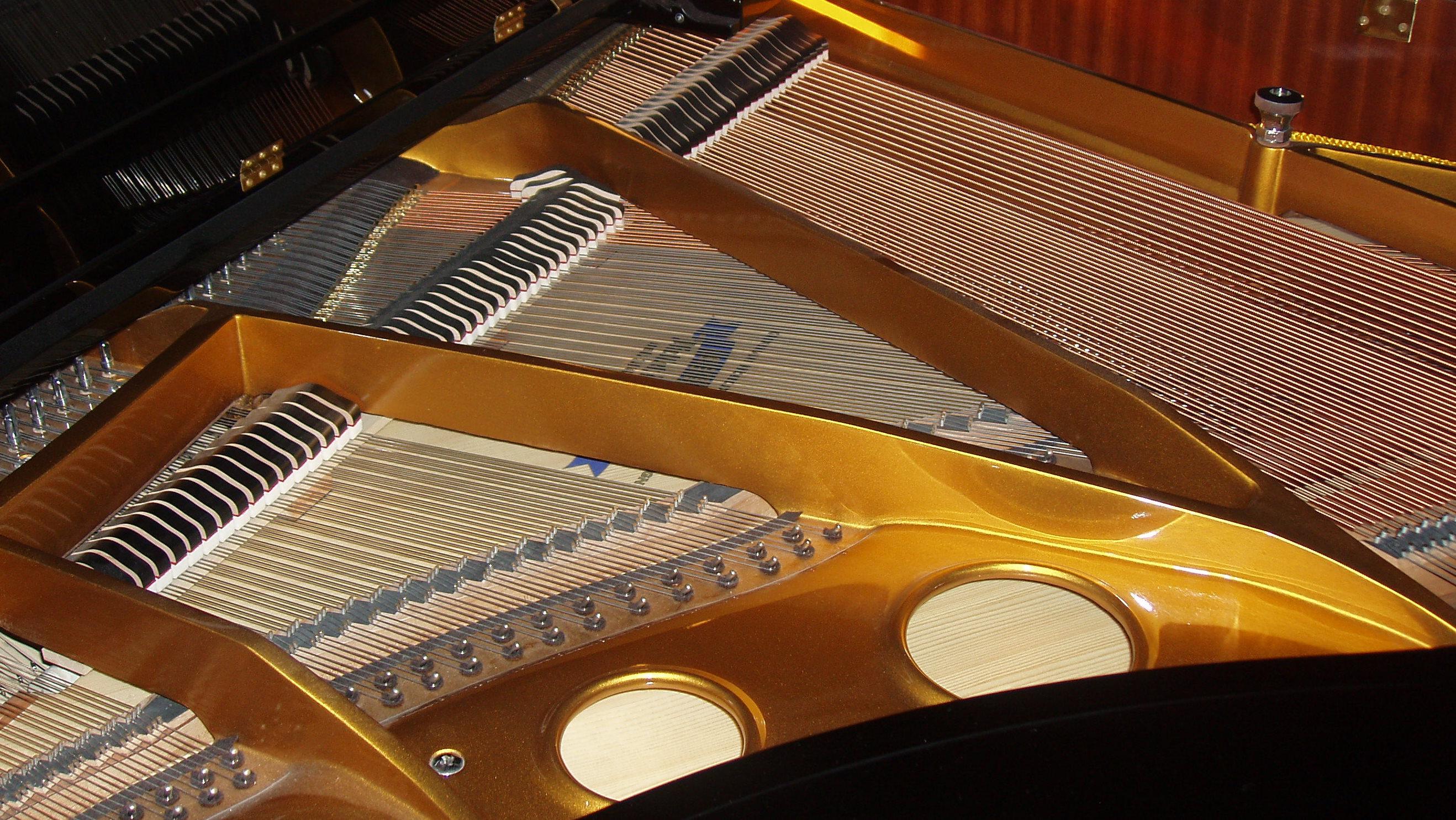Yamaha Cpinside