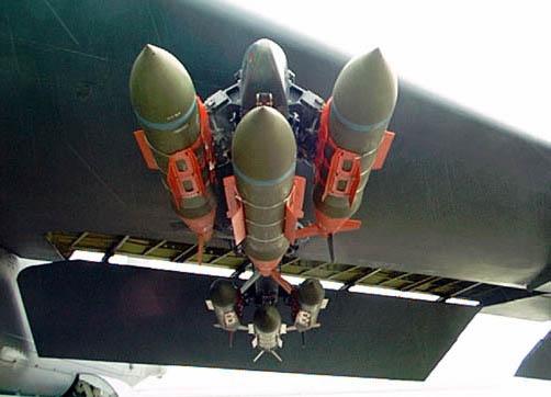 Boeing сделает 13000 управляемых бомб.
