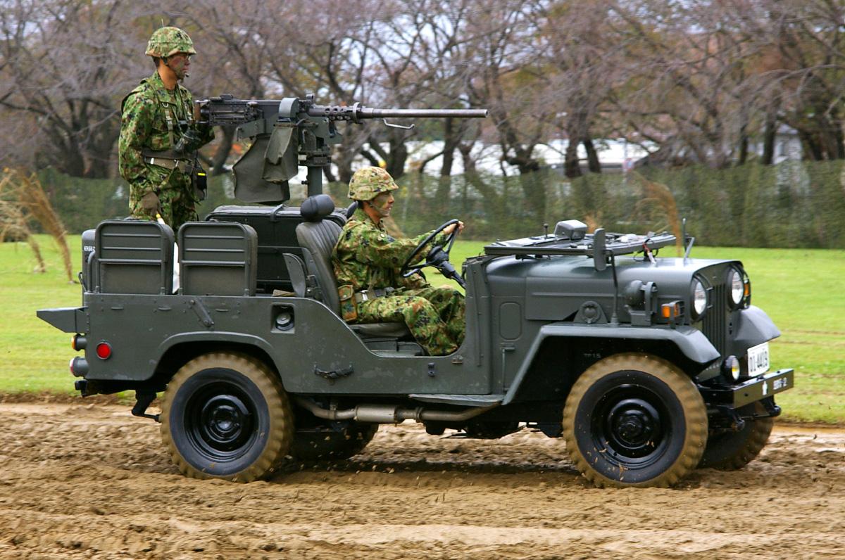 Mitsubishi Type 73 Light Truck
