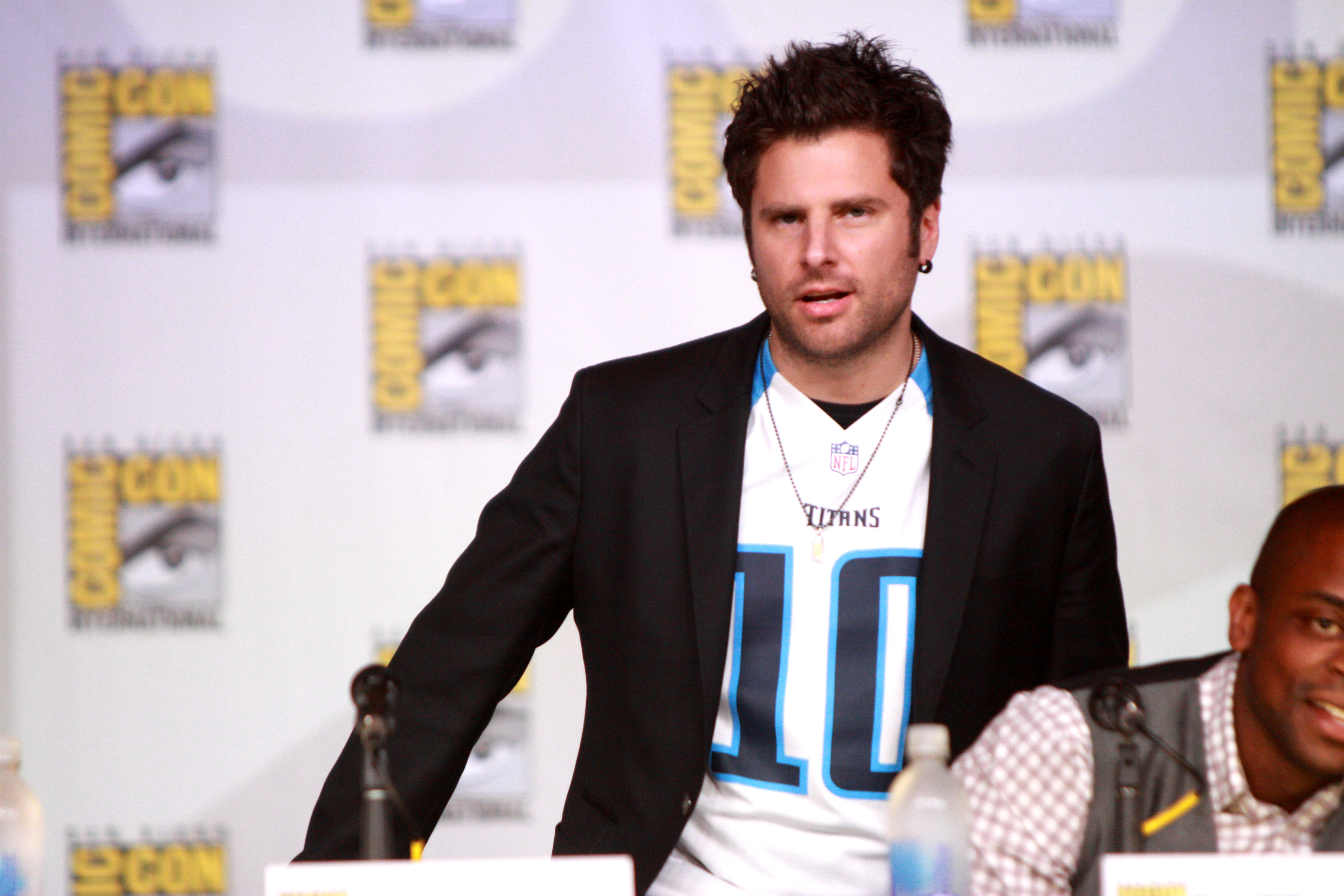 james roday and maggie lawson wedding