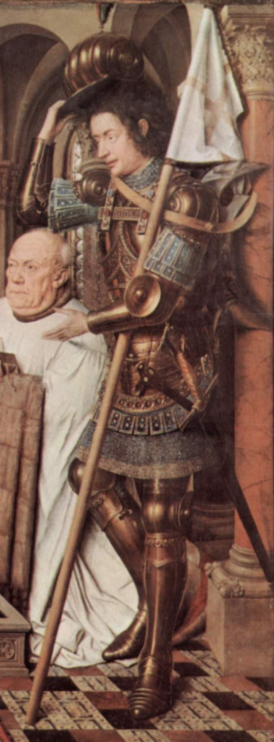 http://upload.wikimedia.org/wikipedia/commons/5/5c/Jan_Van_Eyck_Brugge_Madonna_Child_canon_VanderPaele_%28parade_armour%29.jpg