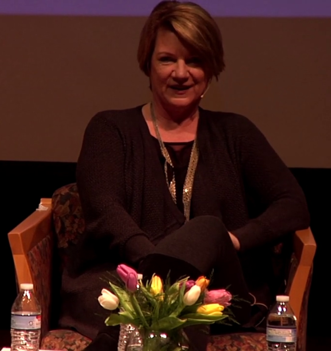 Jeanne Marie Laskas in 2016