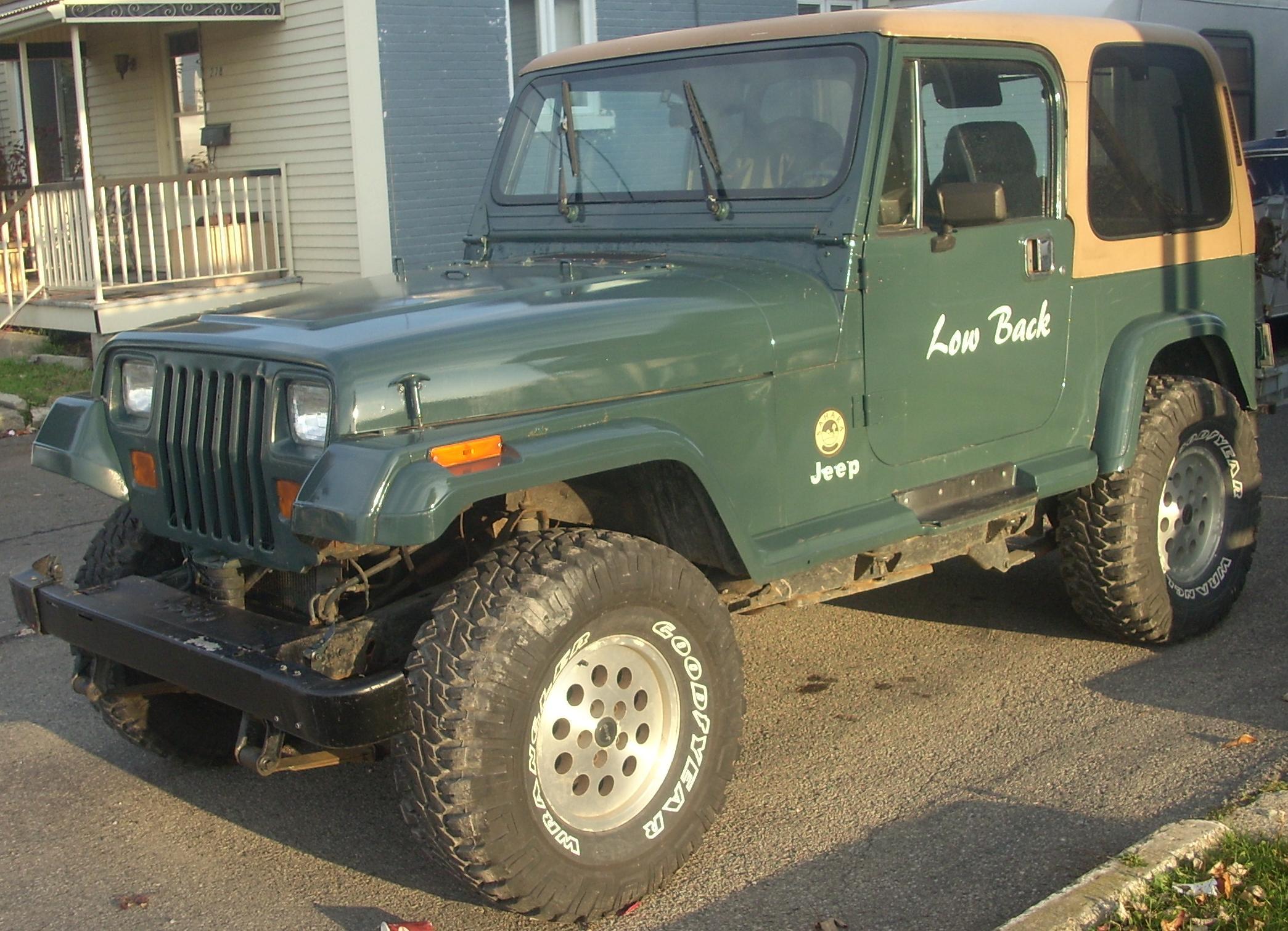file jeep wrangler yj hardtop wikimedia mons Jeep Wrangler Unlimited Slanted Hard Top file jeep wrangler yj hardtop