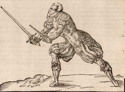 German bladesmith (1537-1571)