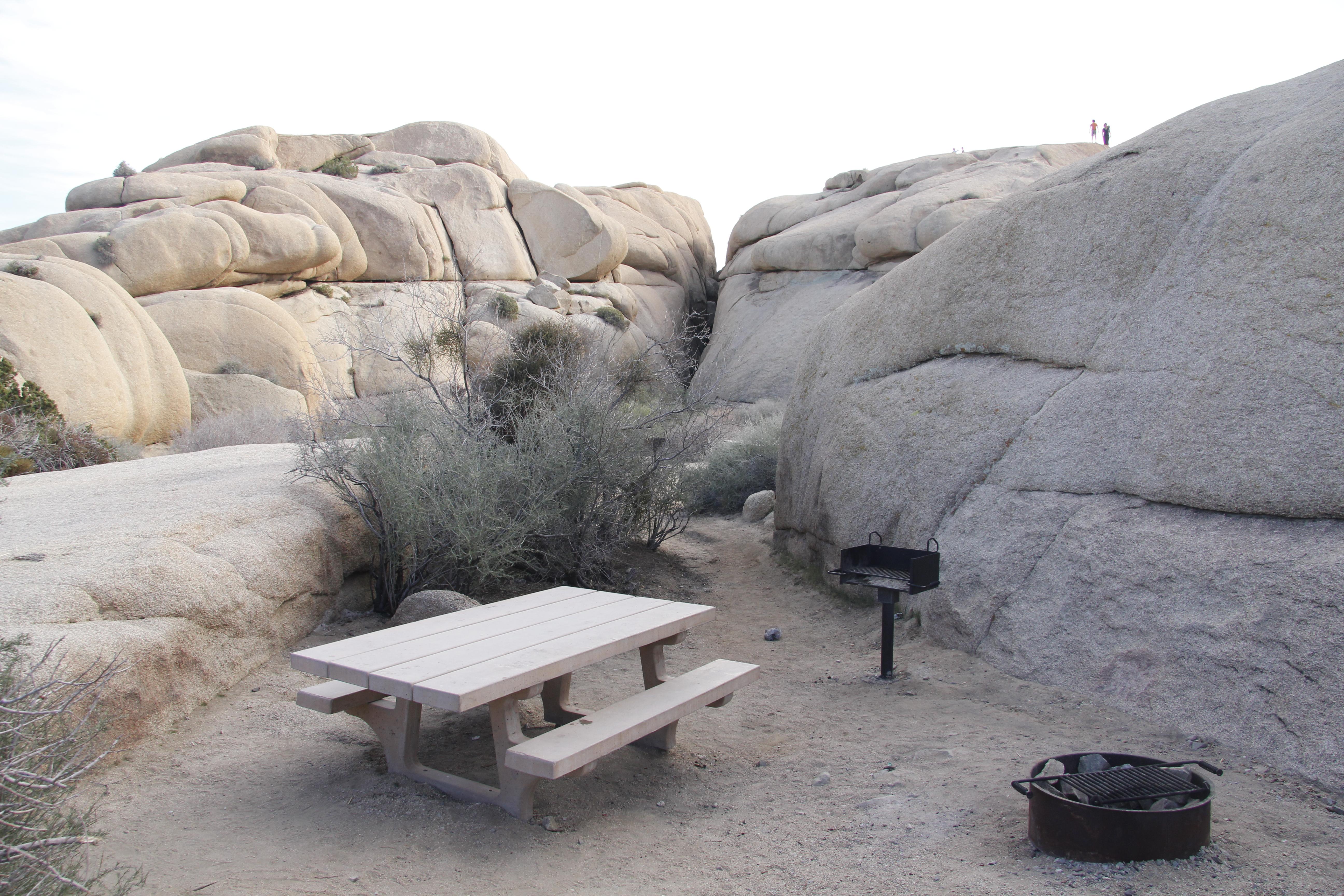 File Jumbo Rocks Campground In Joshua Tree National Park