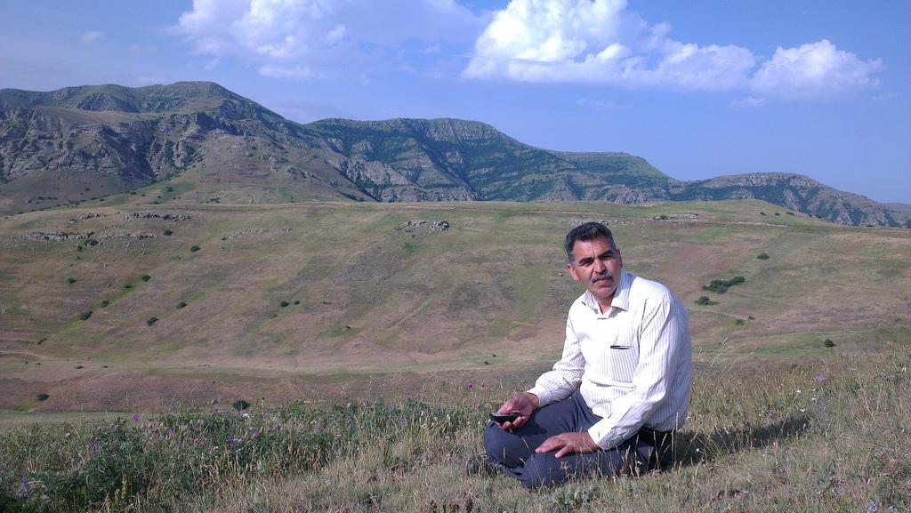 آب و هوای خنک در تابستان خان کندی