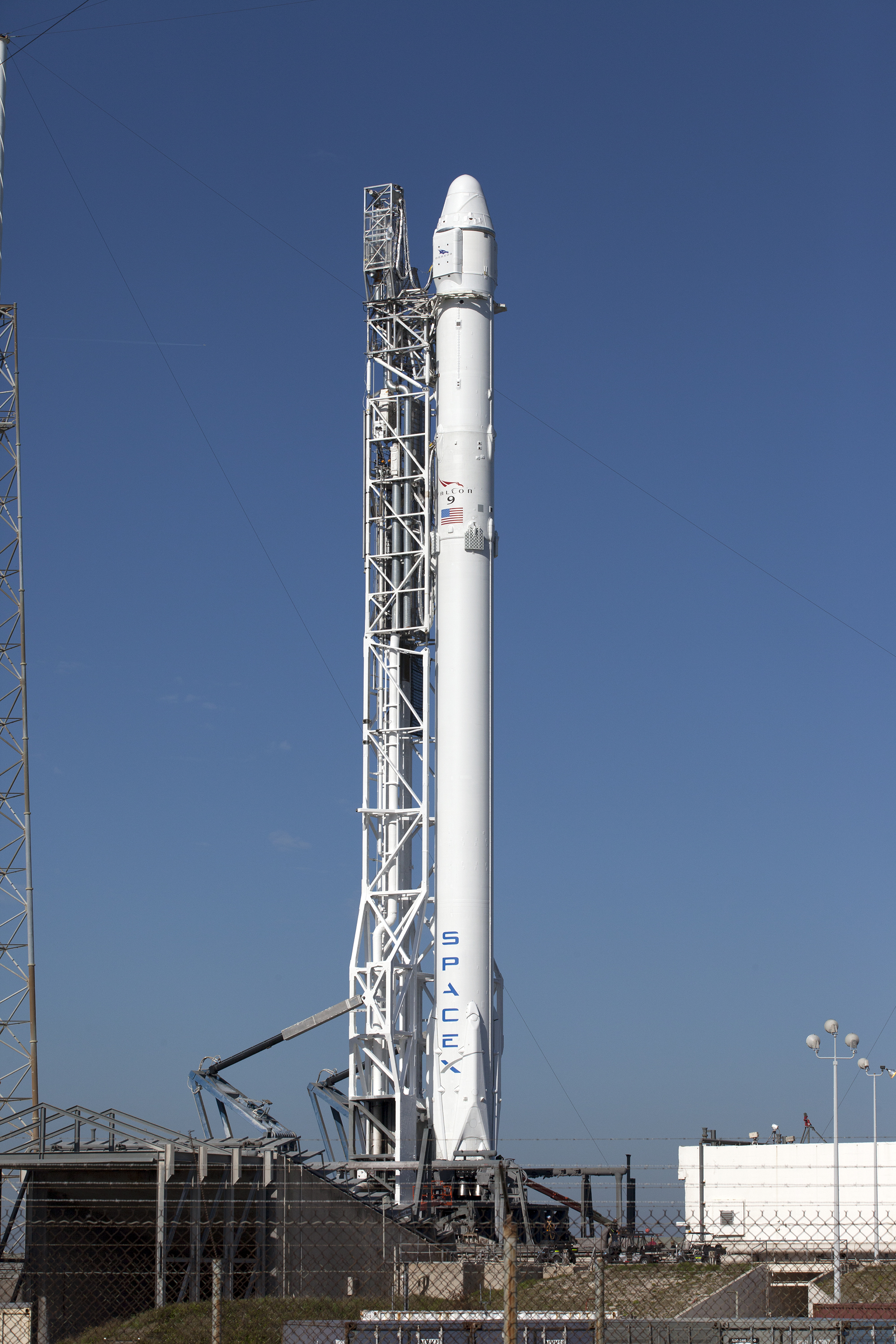 spacex falcon 9 rocket model - photo #37