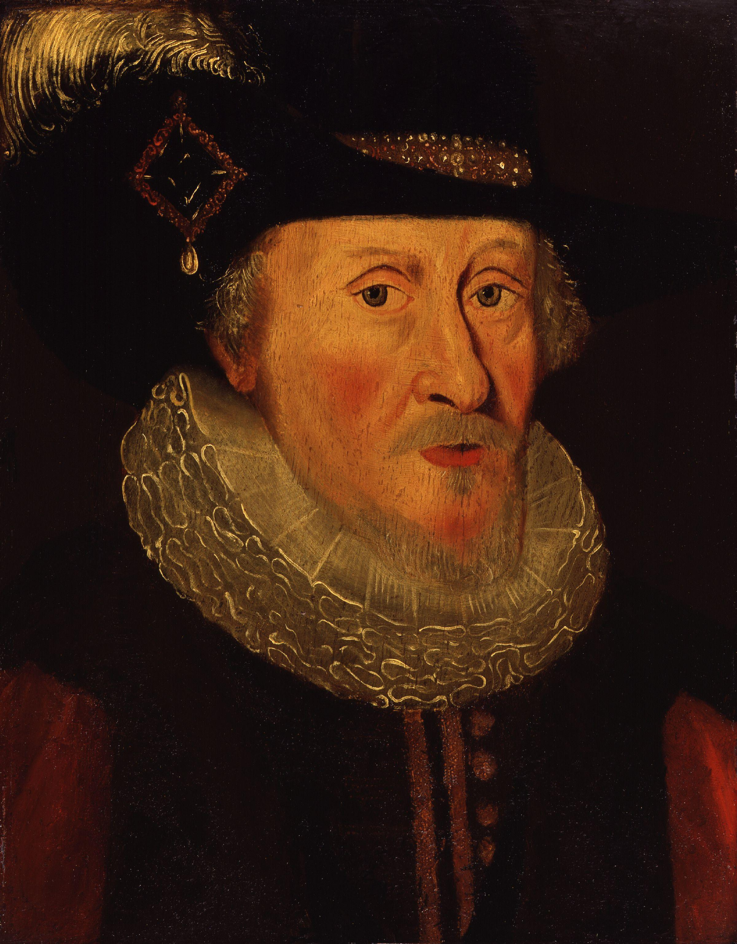 a biography of king james vi of scotland