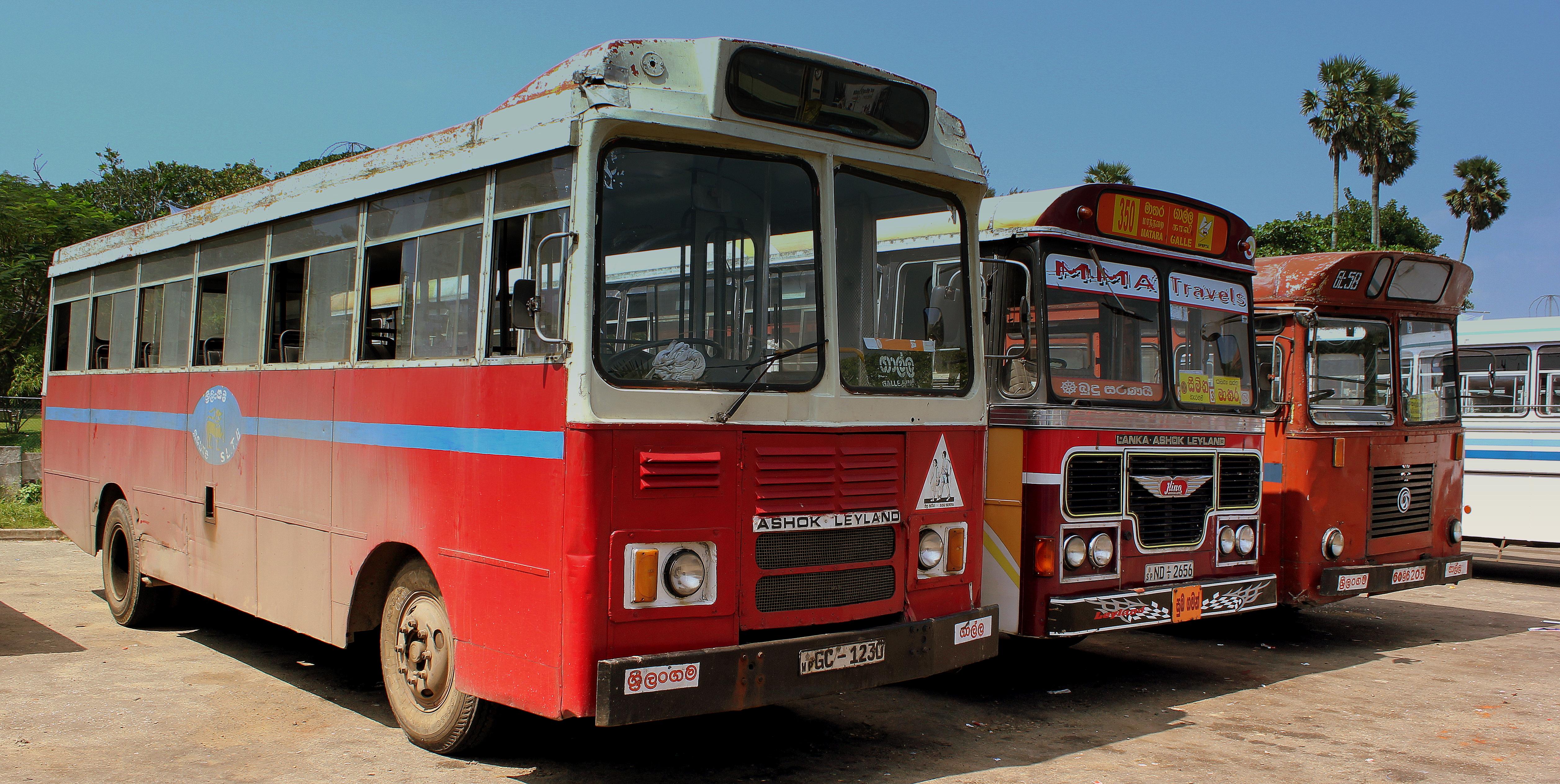 Ashok Leyland Viking Sri Lanka Check Out Ashok Leyland: Lanka Ashok Leyland, Check Out Lanka Ashok Leyland : CnTRAVEL