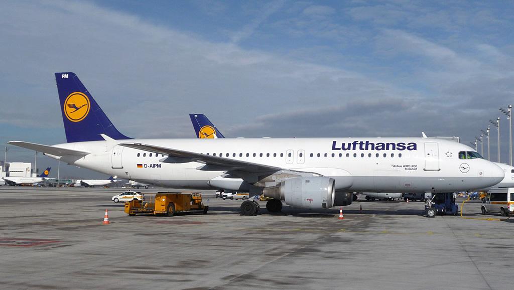 Lufthansa Reiseführer Auf Wikivoyage