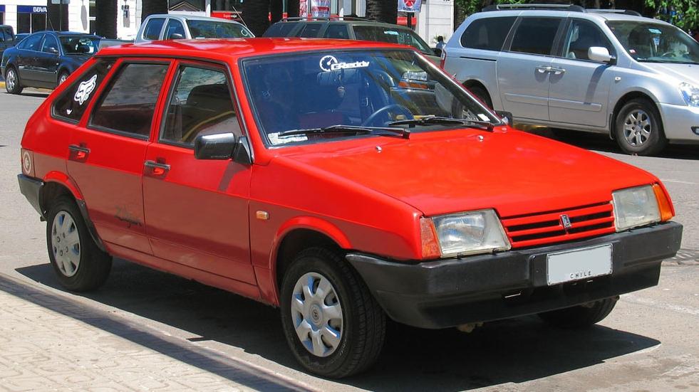 Lada Samara S In Chile