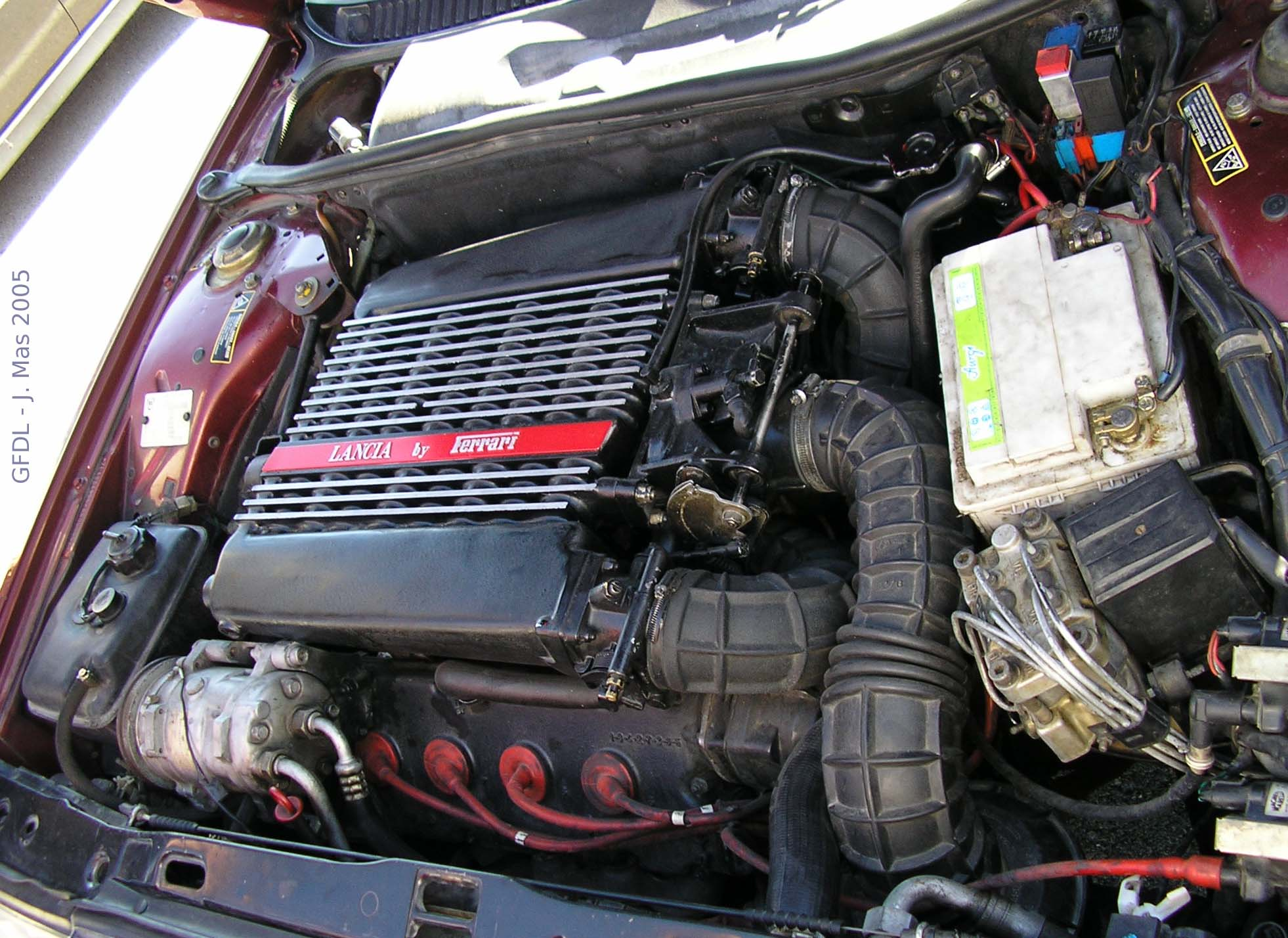 Alfa romeo 75 v6 engine for sale