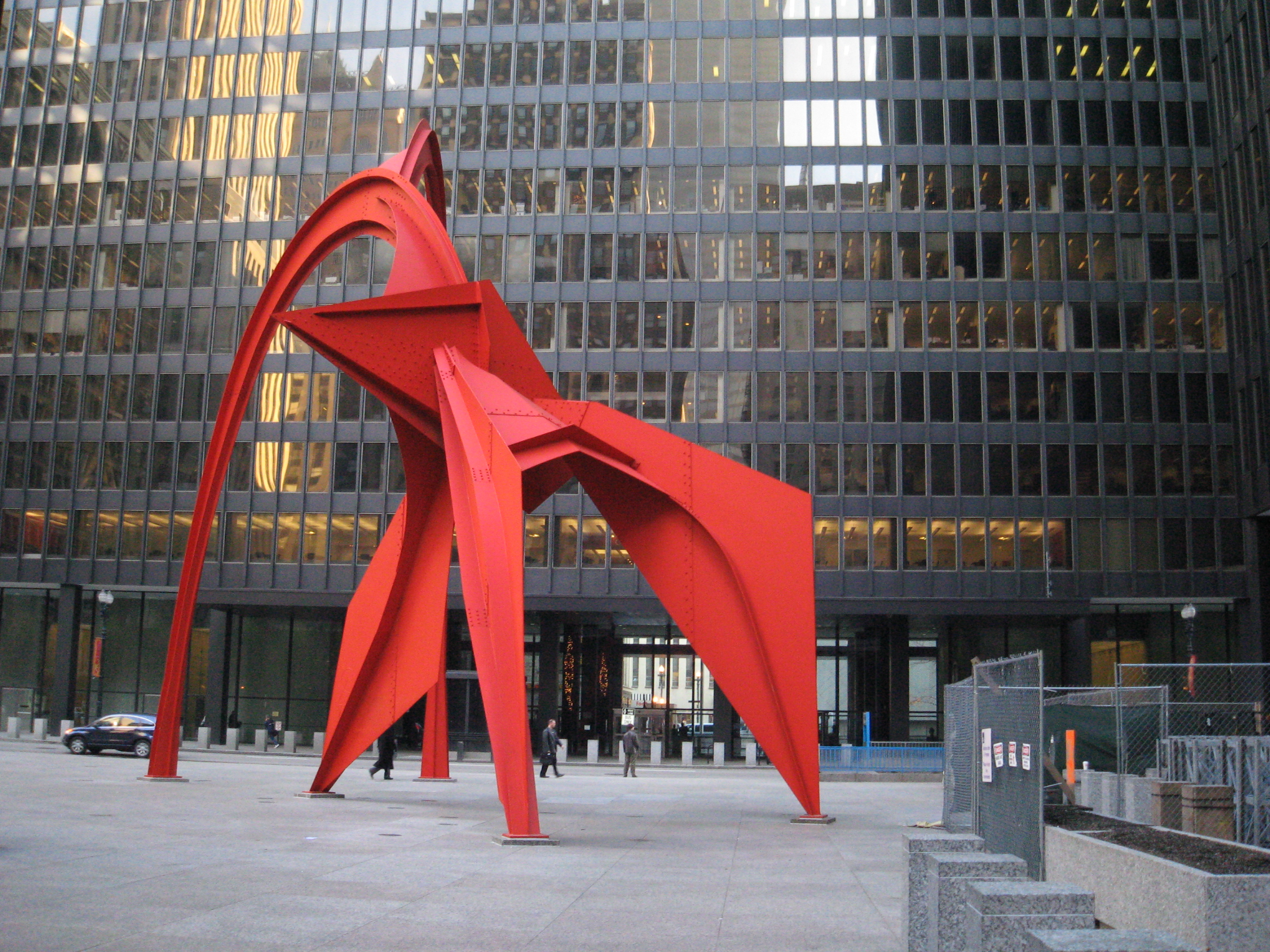 File:Lascar Flamingo sculpture (4608071498).jpg - Wikimedia Commons