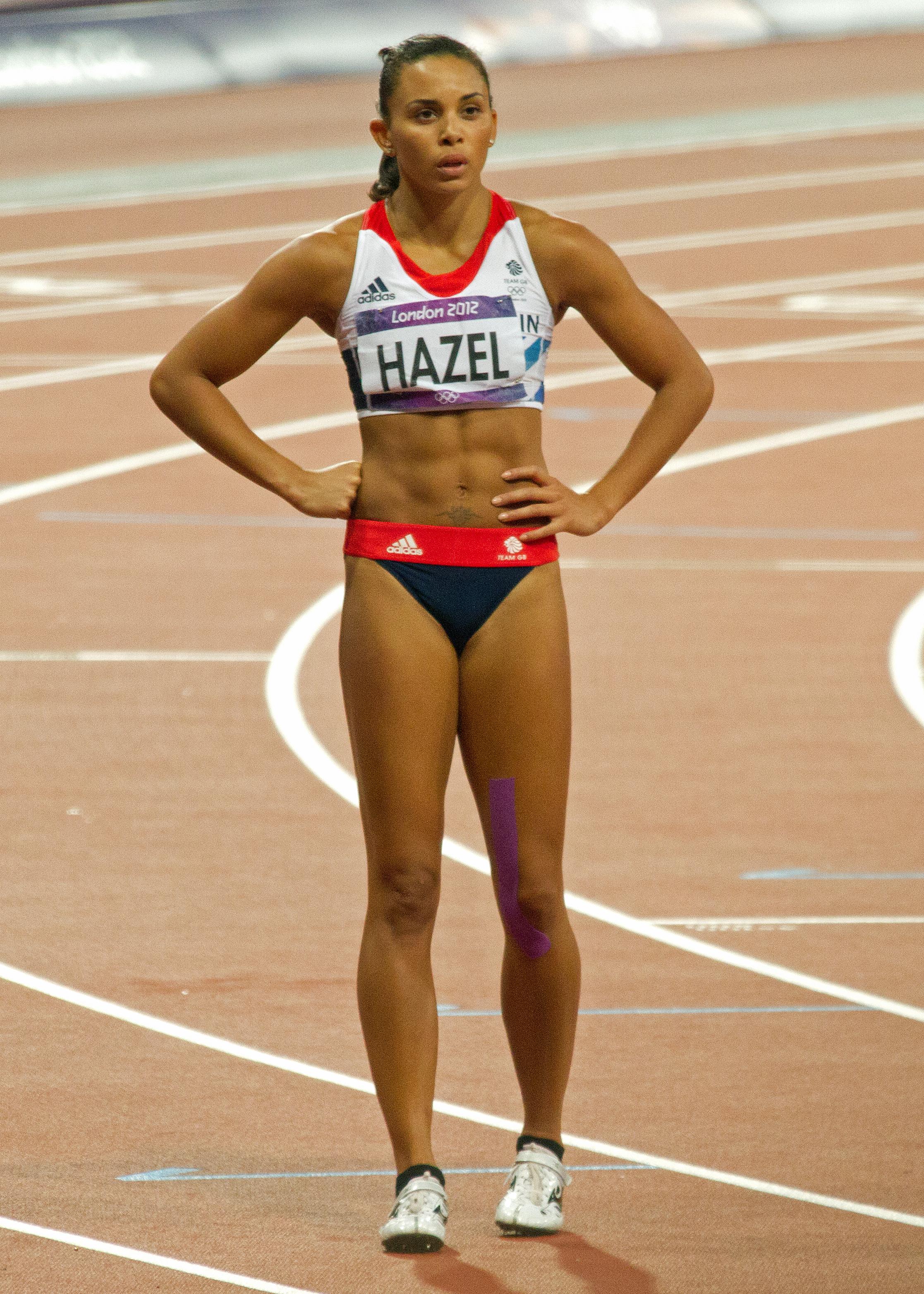 Louise Hazel - Wikipedia