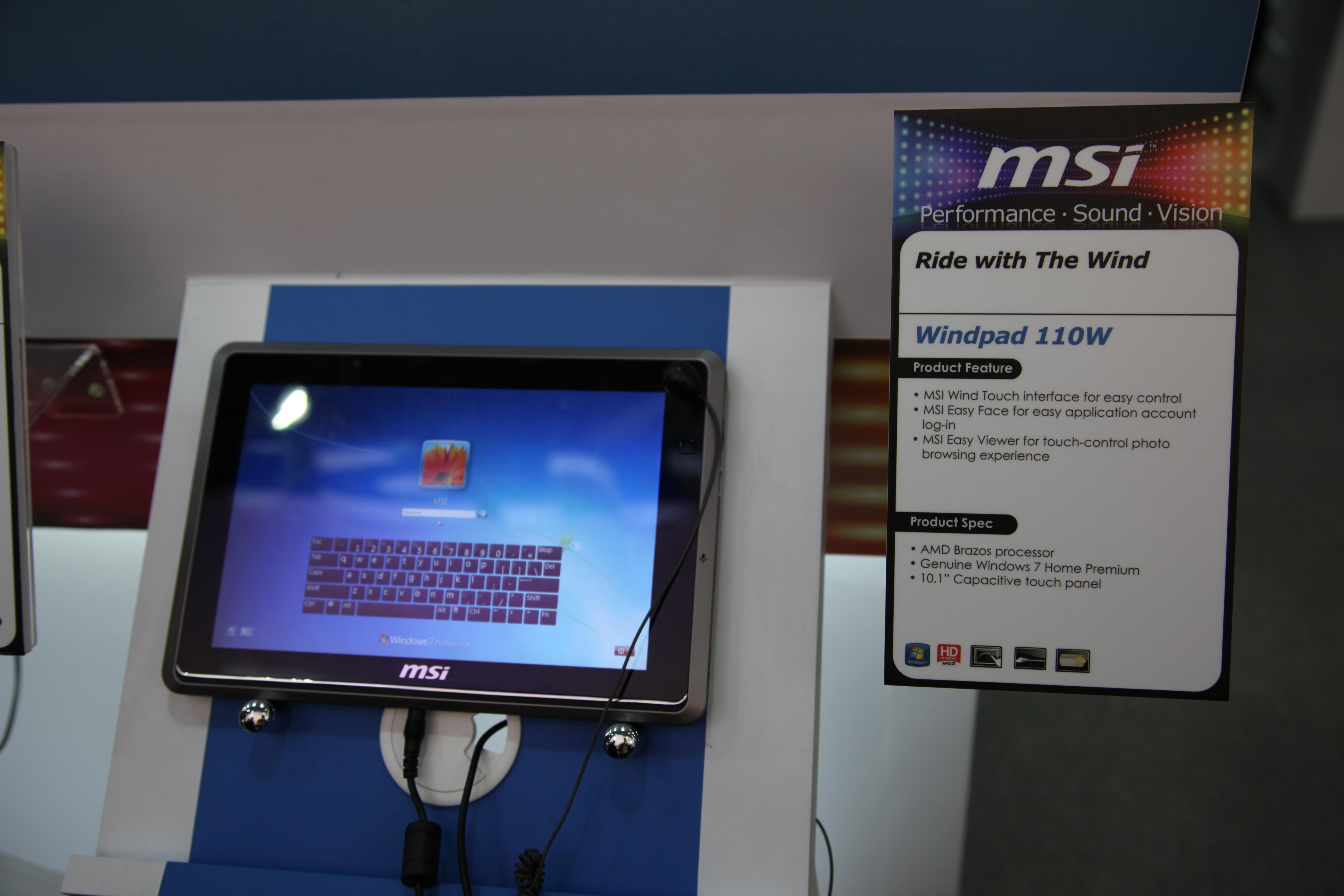 MSI WindPad 110W Easy Viewer Drivers Mac