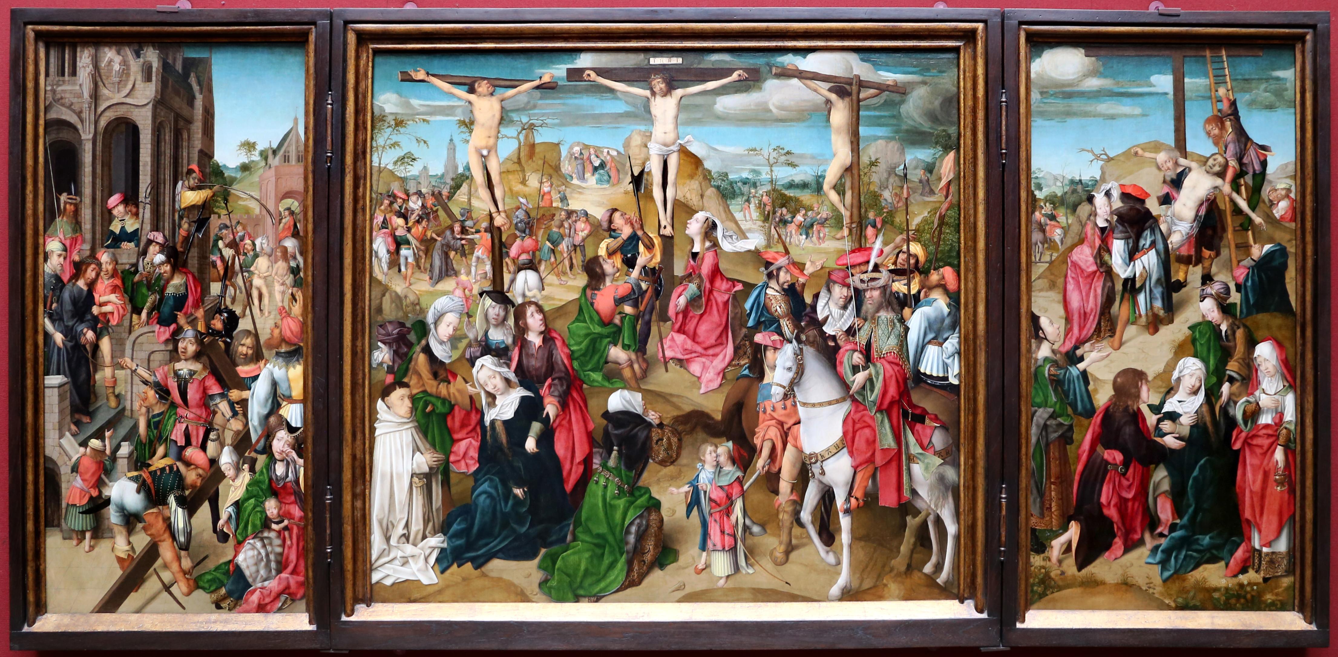 File:Maestro di delft, scene della passione, 1510 ca. 01.jpg
