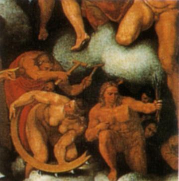 San Biagio e San Caterina del Giudizio universale