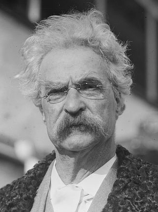 Image result for mark twain 1910