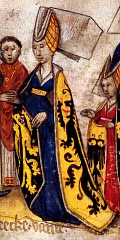 Margaret of Flanders, Duchess of Brabant