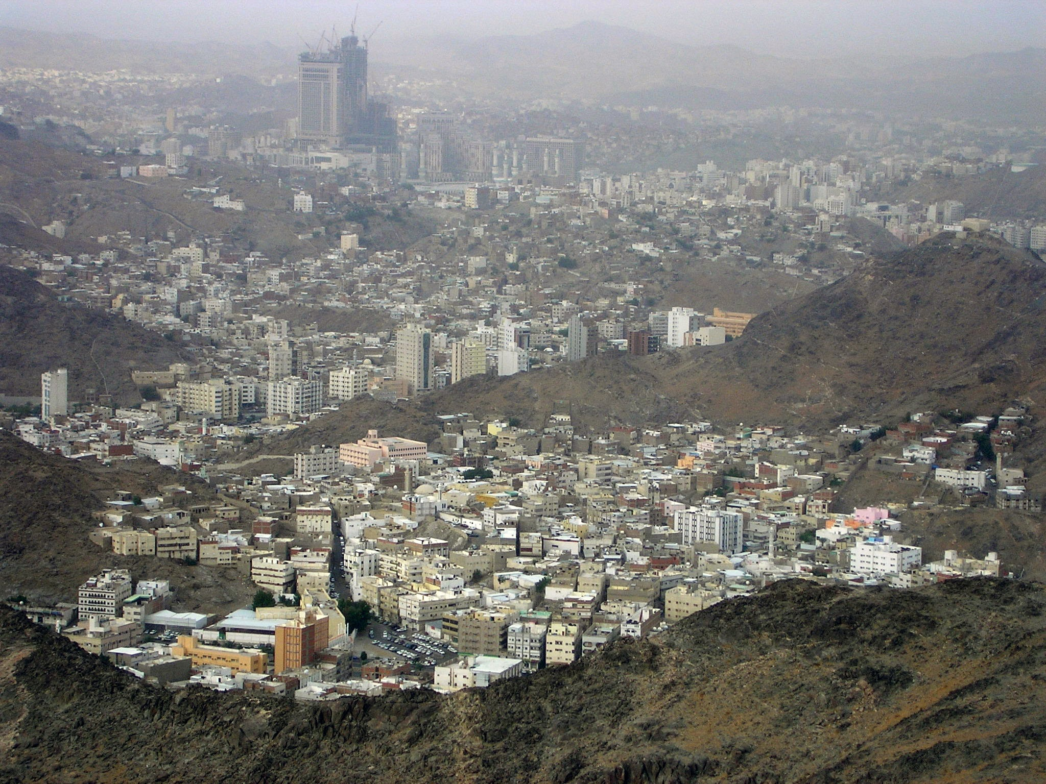 mecca and riyadh municipality Municipal authorities say they are investigating after claims of excessive force by member of the local security forces.