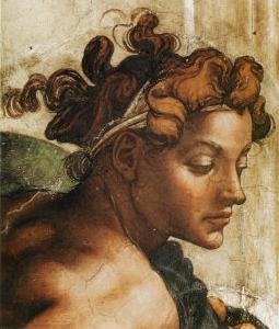 Michelangelo - Femminilita II