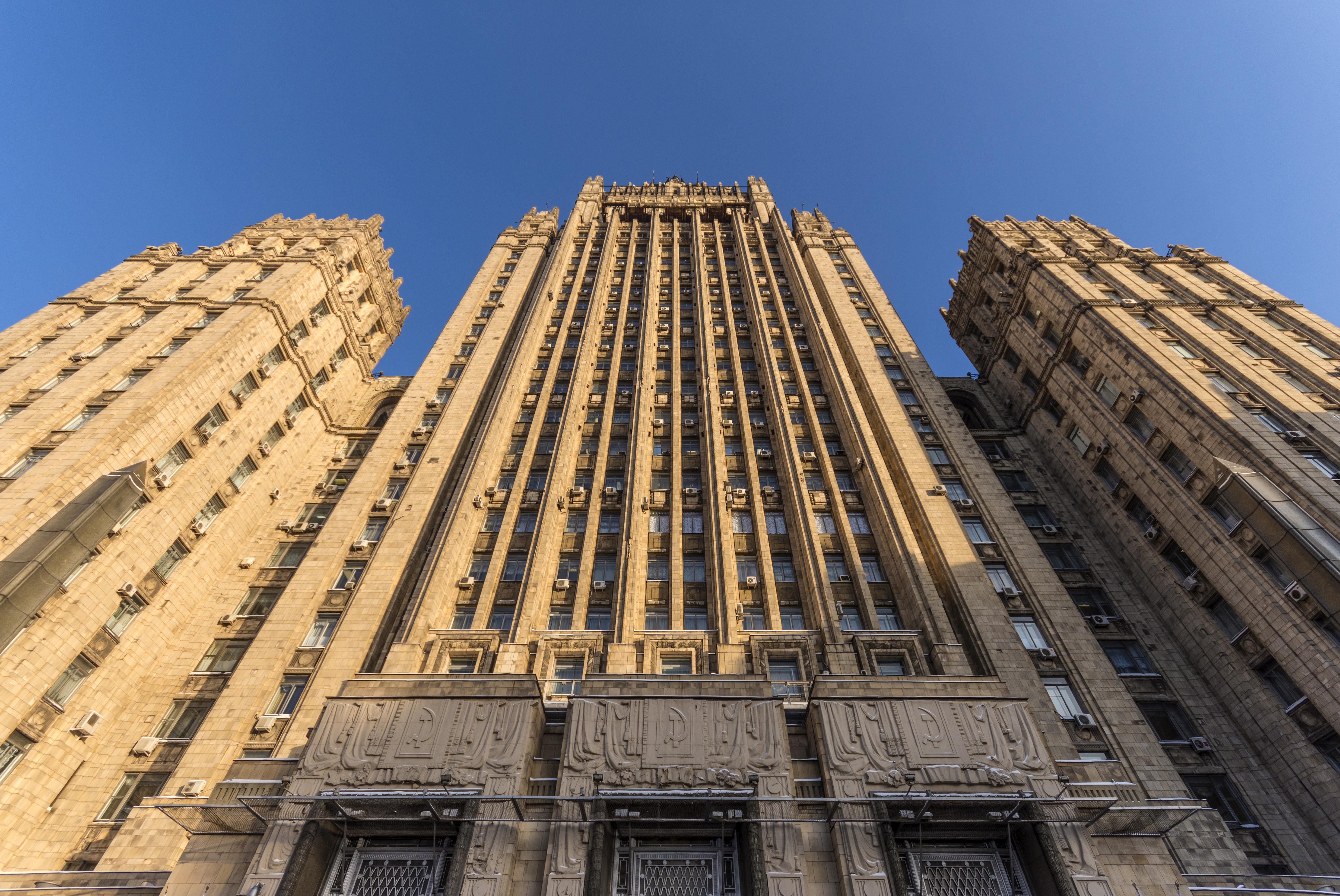 Russisches Parlament will US-Medien ausschließen