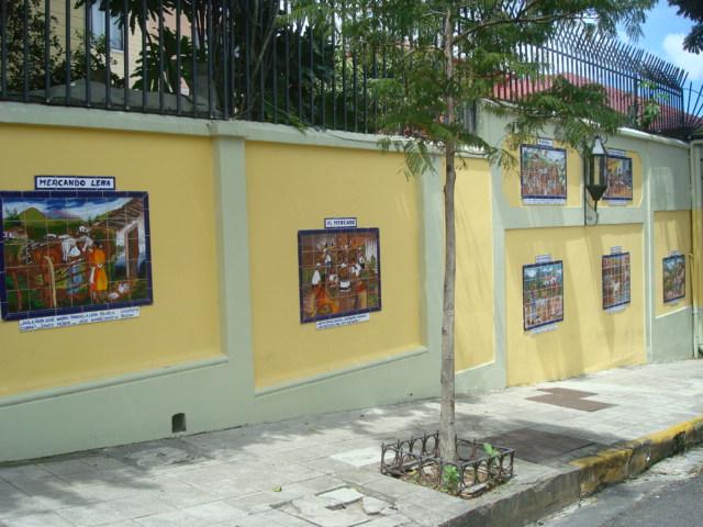 Archivo:Mosaicos. Hotel Don Carlos. Barrio Amón.JPG