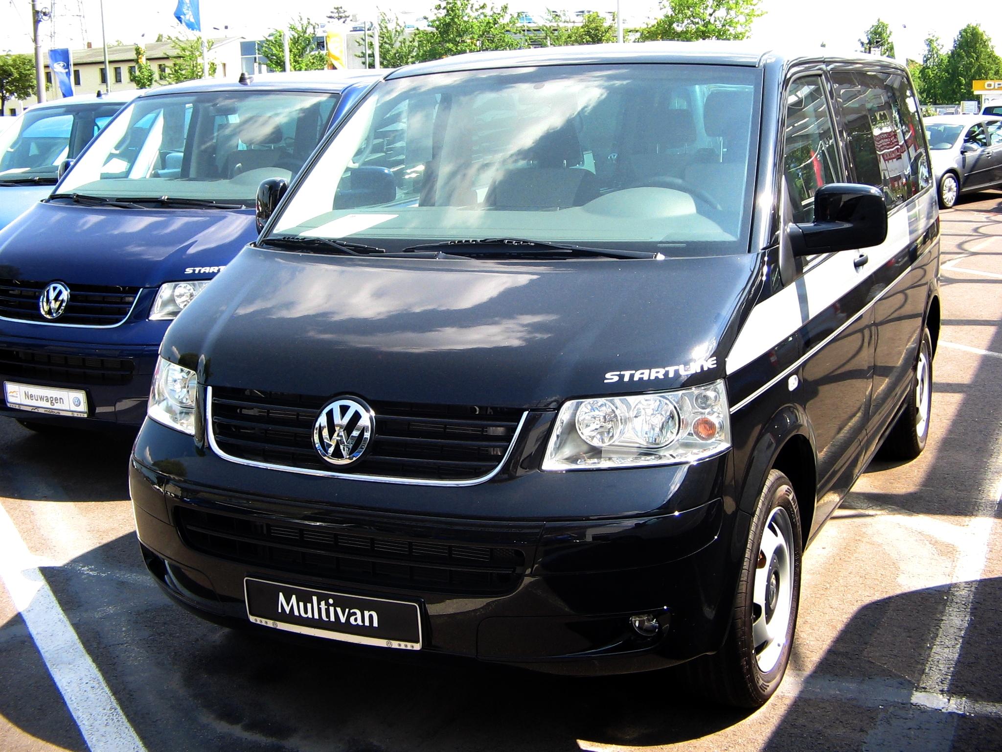 Mercedes Work Van >> File:Multivan Startline.jpg - Wikimedia Commons