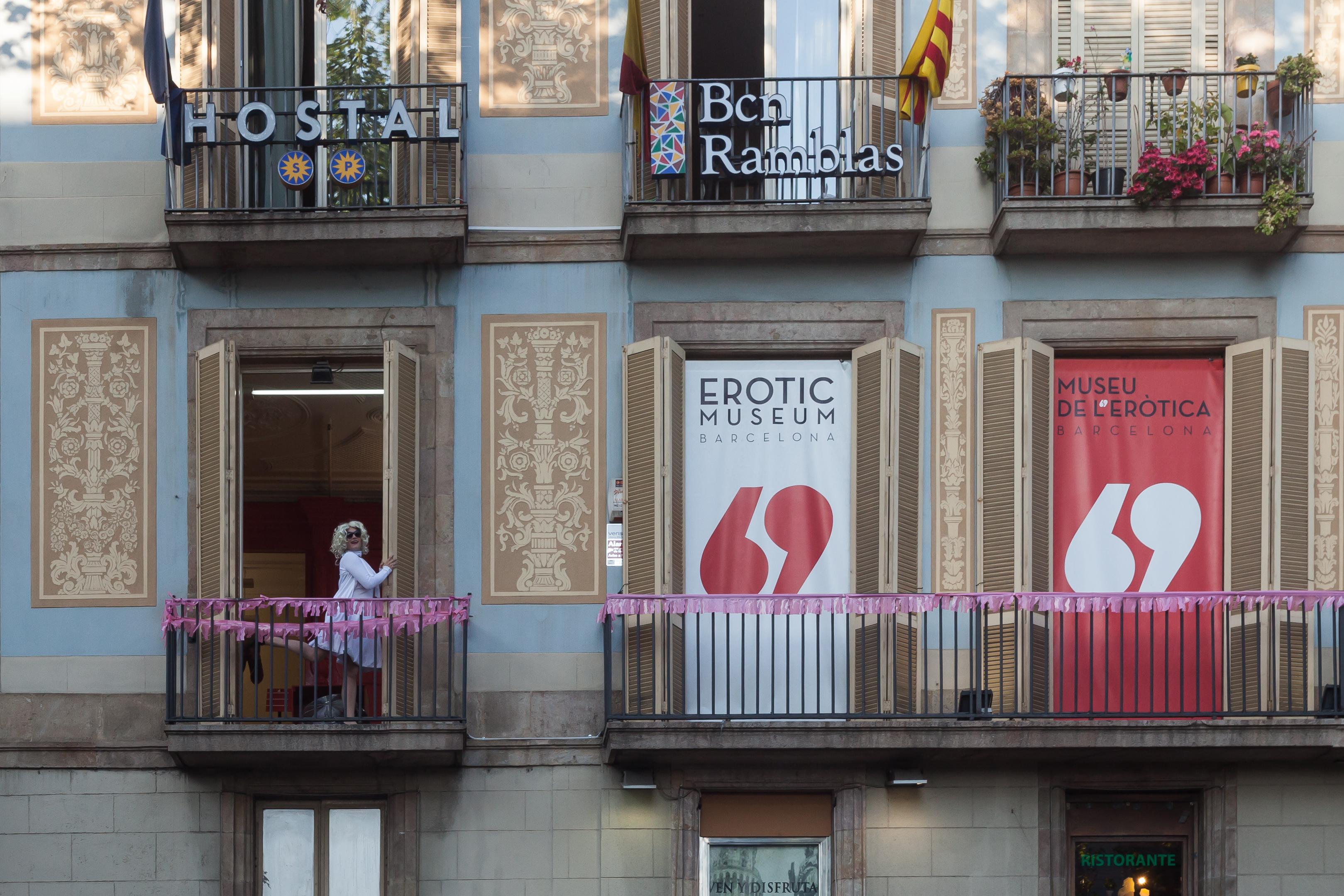 Барселона секса
