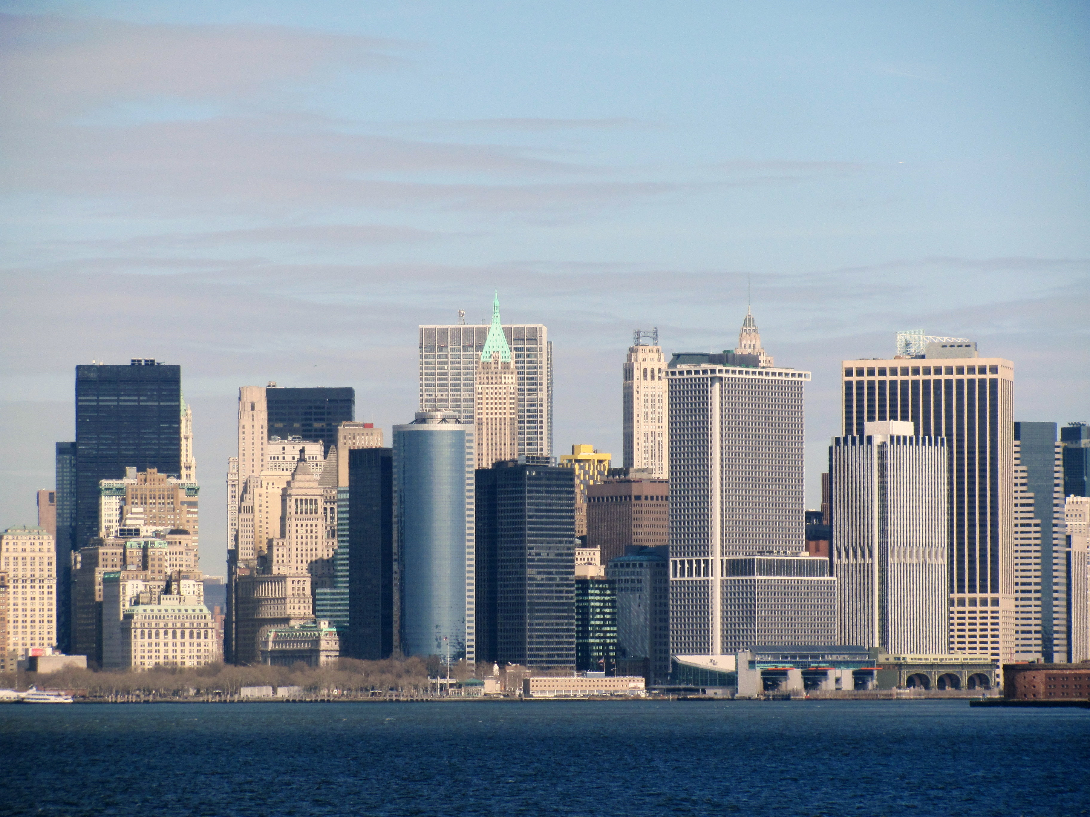 File NYC New York City 39 s financial district JPG Wikimedia Commons