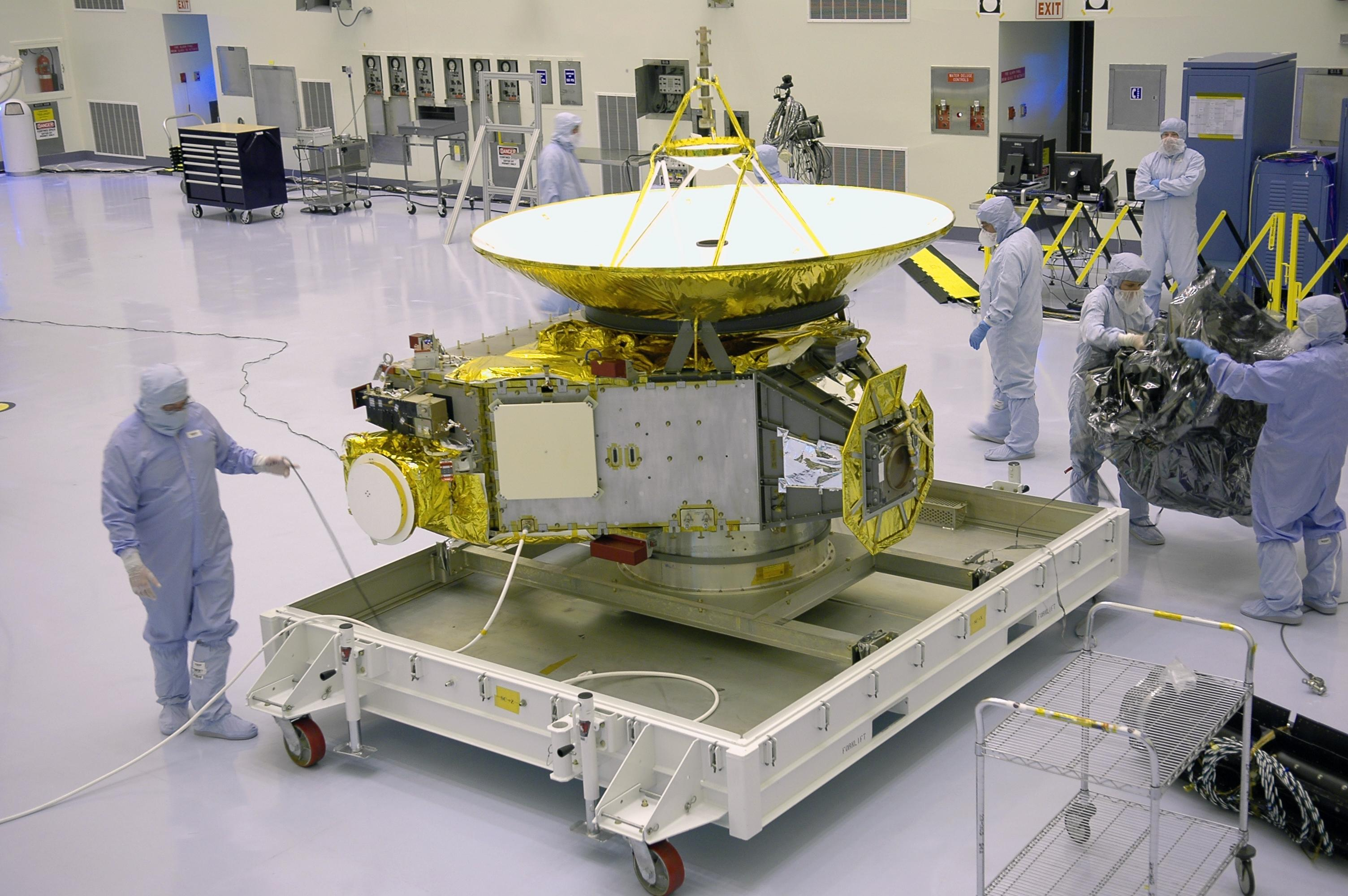 newest space probe - 1024×681