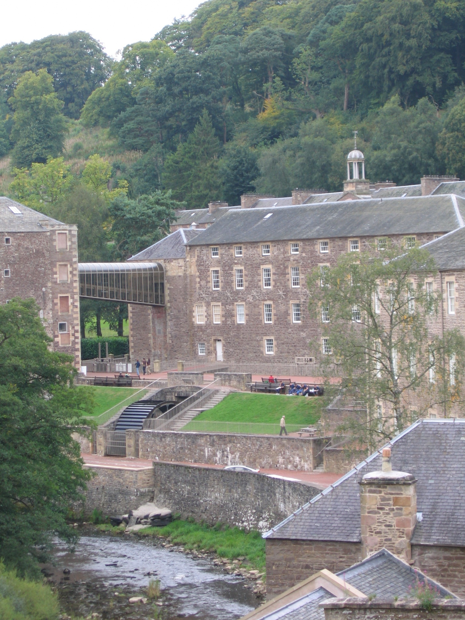 New Lanark Mill Hotel Spa Deals