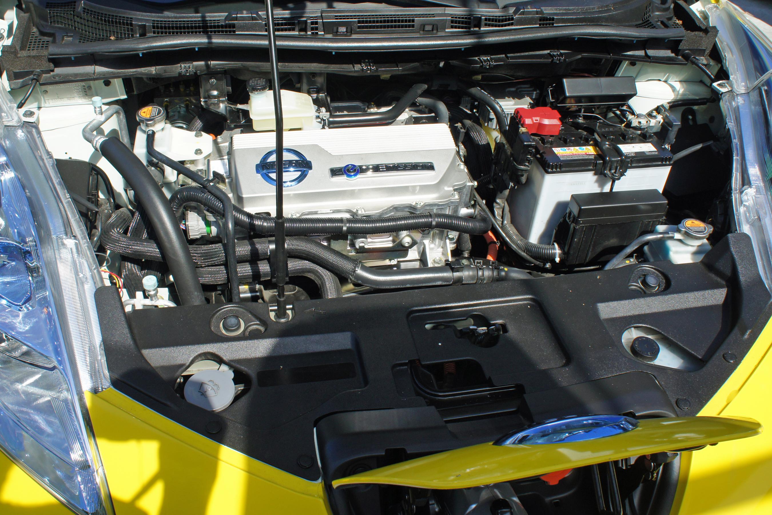 File Nissan Leaf Engine Bay 08 2013 Rio 6901 Jpg